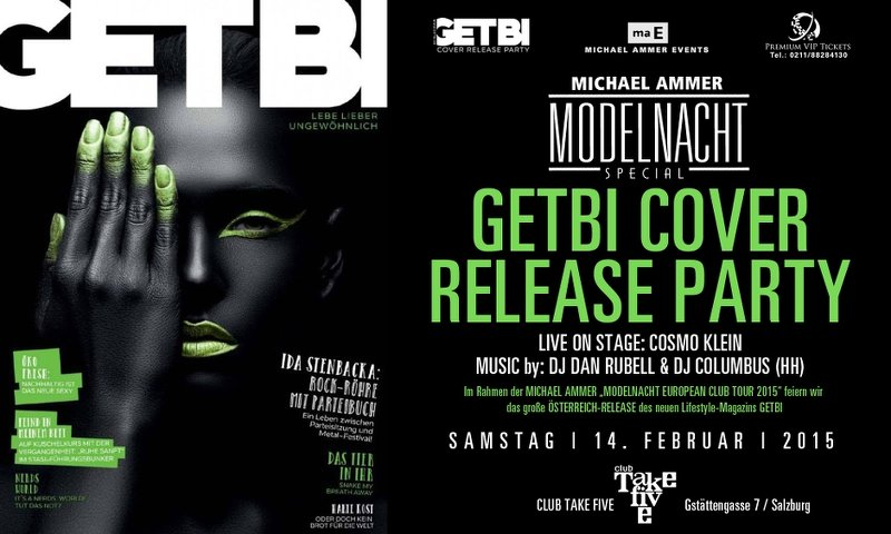 Flyer GETBI 14.02.2015 | Michael Ammer Events